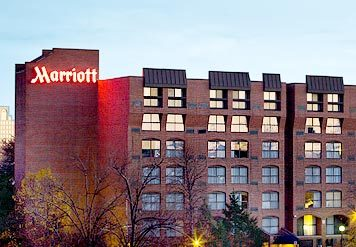 The Marriott Downtown - Hotels/Accommodations, Ceremony Sites, Reception Sites - 1 Orms St, Providence, RI, 02904