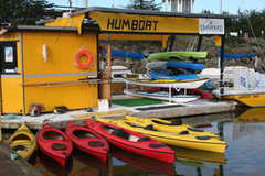 Humboats Kayak Adventures - Bike/Kayak Rentals - 1290 Leslie Rd, Eureka, CA, United States