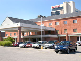 Ramada Inn - Reception Sites, Hotels/Accommodations - 420 SE 6th Ave, Topeka, KS, 66603, US