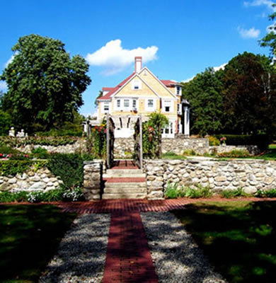 Mansion At Bald Hill - Hotels/Accommodations, Reception Sites - 29 Plaine Hill Rd, Woodstock, CT, 06281