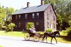 Elias Child House B & B - Hotel - 50 Perrin Road, CT, United States