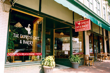 The Express Cafe & Bakery - Restaurants, Coffee/Quick Bites - 39 Barnard Street, Savannah, GA, United States