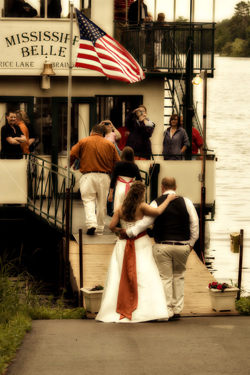 Reception Cruise 5:30pm-8:30pm - Reception Sites -