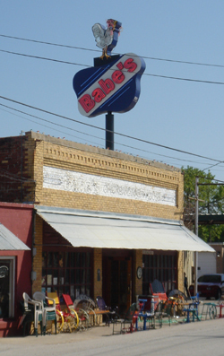 Babe's Chicken Dinner House - Restaurants - 104 North Oak Street, Roanoke, TX, United States