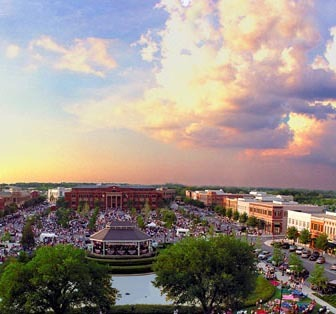 Southlake Town Square - Shopping, Attractions/Entertainment - 1400 Main St, Southlake, TX, United States