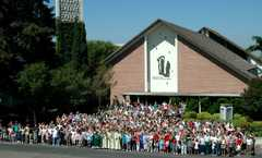 Holy Family Cathedral - Ceremony - 566 S Glassell St, Orange, CA, 92866