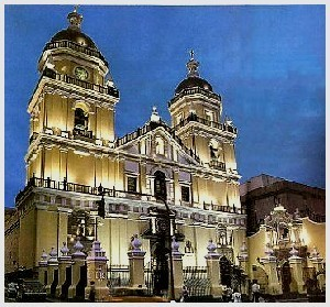 Capilla De La O, Iglesia San Pedro De Lima - Ceremony Sites - Esq. Azángaro 451 y Ucayali, Capilla de la O. , Lima, Peru