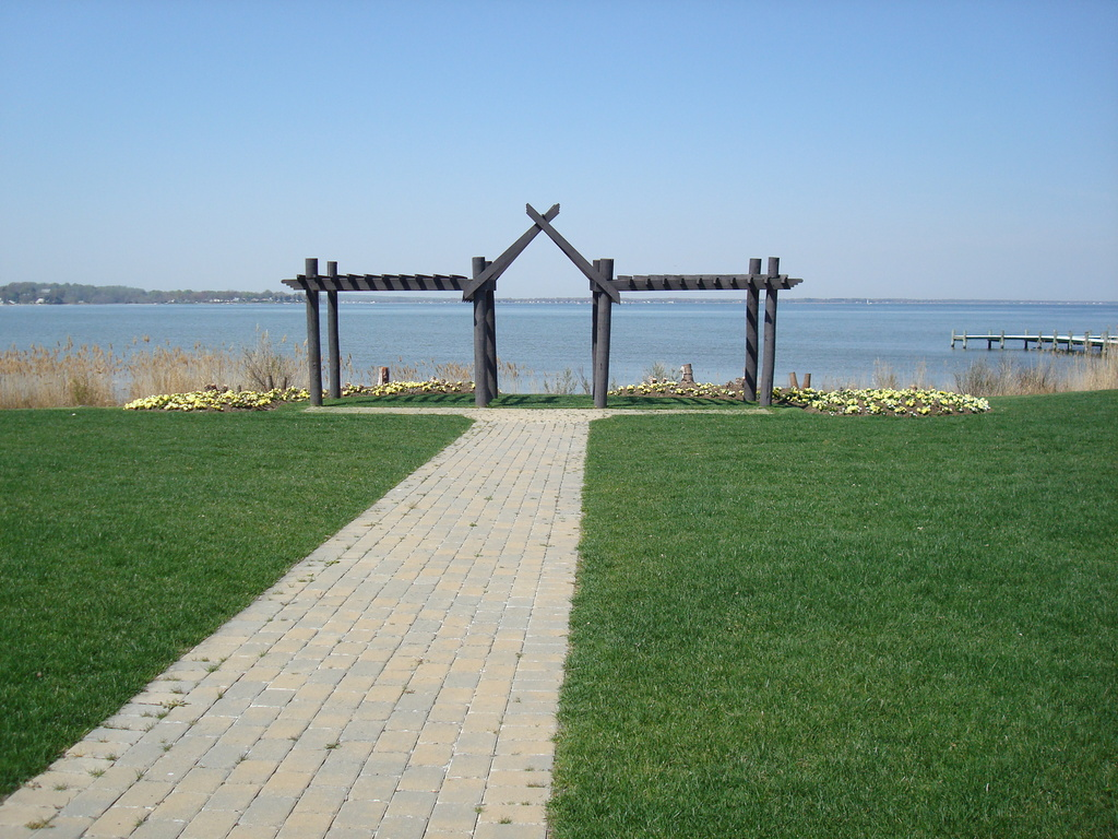 Polynesian Bridal Lawn - Ceremony Sites - Lake Shore Dr, North Beach, MD, 20714, US
