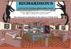 Richardson's Cuisine of NM - Restaurant - 1582 E Bethany Home Rd, Phoenix, AZ, United States