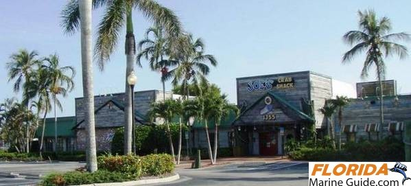 Joe's Crab Shack - Reception Sites - 1355 5th Ave S, Naples, FL, 34102, US