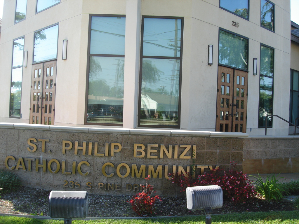 St. Philip Benizi Catholic Church - Ceremony Sites - 235 S Pine Dr, Fullerton, CA, 92833, US