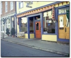 Water Street Cafe - Restaurants - 143 Water Street, Stonington, CT, United States