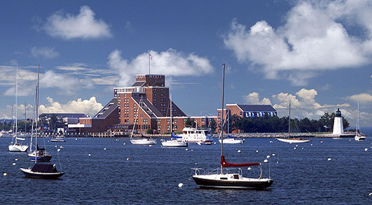 Hyatt Hotel & Spa - Hotels/Accommodations, Reception Sites - 1 Goat Is, Newport, RI, 02840