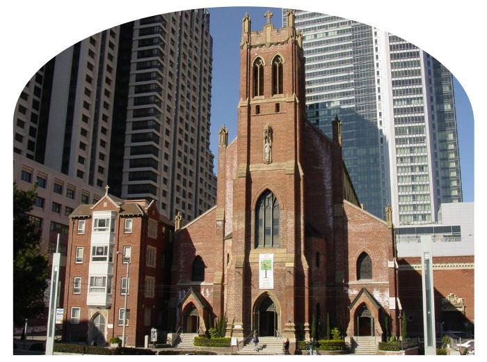 St. Patrick Catholic Church - Ceremony Sites - 756 Mission St, San Francisco, CA, 94103, US