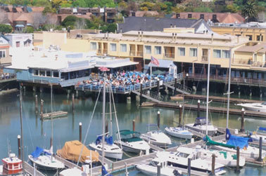 Sam's Anchor Cafe - Restaurants - 27 Main St, Tiburon, CA, 94920