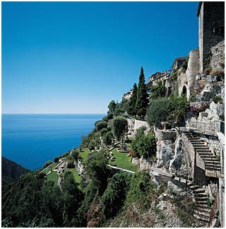 Château Chèvre D'or - Ceremony Sites, Hotels/Accommodations, Reception Sites - Rue du Barri, Eze, France