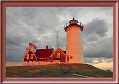 Nobska Lighthouse ノ-ブスカ灯台 - Attraction - 398 Nobska Rd, Falmouth, MA, US