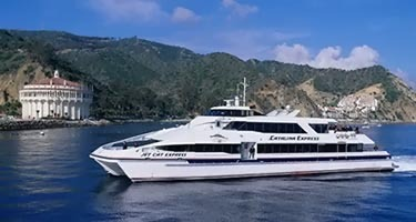 Catalina Island Ferry - Cruises/On The Water, Attractions/Entertainment - Golden Lantern, Dana Point, CA, 92629