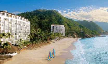 Dreams Puerto Vallarta Resort & Spa - Reception Sites, Ceremony Sites, Restaurants, Hotels/Accommodations - Jalisco, Mexico