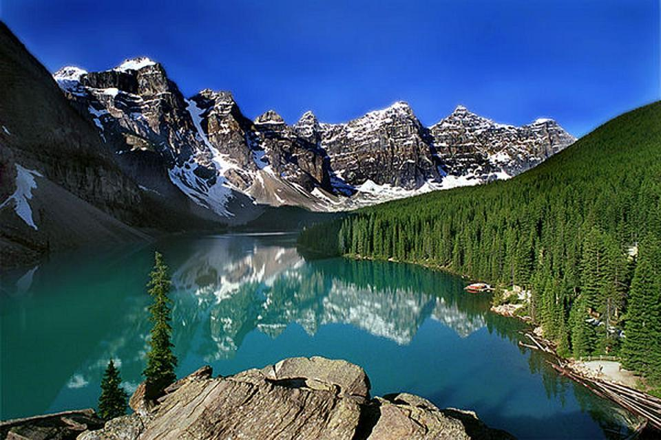 Moraine Lake - Attractions/Entertainment, Parks/Recreation - Moraine Lake, CA