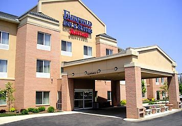 Fairfield Inn & Suites Akron South - Hotels/Accommodations - 1025 Interstate Parkway, Akron, OH, United States
