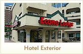 Econo Lodge - Hotel - 200 Rainbow Blvd, Niagara Falls, NY, 14303, US