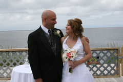 Kevin  and Bonnie's Wedding
