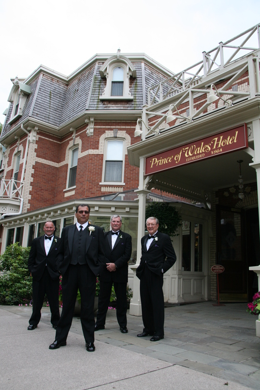 Prince Of Wales Hotel - Reception Sites, Hotels/Accommodations - 6 Picton Street, Niagara-on-the-Lake, ON, Canada