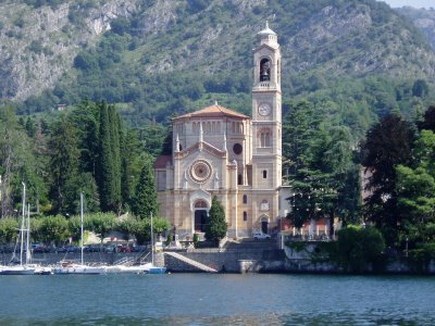 Chiesa Di Tremezzo - Restaurants -