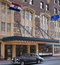 Hilton President Hotel - Hotels/Accommodations, Reception Sites, Ceremony Sites - 1329 Baltimore, Kansas City, MO, USA