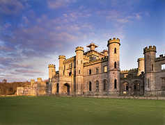 Lowther Caslte - Attraction - Lowther, Lowther Castle (W-bound), Penrith, Cumbria, CA10 2HG , GB