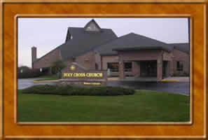 Ceremony: Holy Cross Church - Ceremony Sites - 2300 Main St, Batavia, IL, 60510