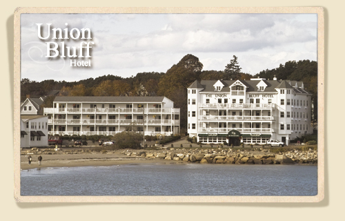 Union Bluff Hotel - Attractions/Entertainment, Hotels/Accommodations, Restaurants, Reception Sites - 8 Beach St, York, ME, United States