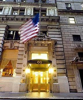 Club Quarters Downtown - Hotels/Accommodations - 52 William St, New York, NY, USA