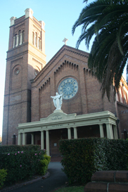 Sacred Heart Cathedral - Ceremony Sites -