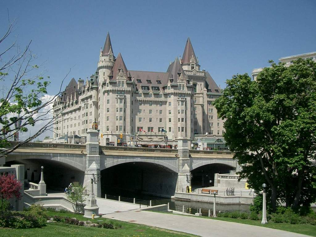 Fairmont Chateau Laurier - Hotels/Accommodations, Ceremony Sites - 1 Rideau Street, Ottawa, ON, Canada
