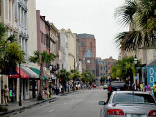 King Street - Restaurants, Attractions/Entertainment, Shopping - King St, Charleston, SC, US