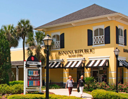 Prime Outlets At Gulfport - Shopping, Attractions/Entertainment - 10000 Factory Shop Blvd, Gulfport, MS, United States