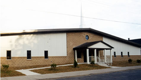 St James Missionary Baptist Church - Ceremony Sites - 400 Pine St, Johnstown, PA, United States