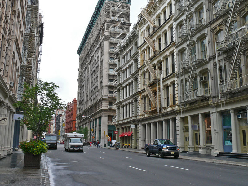 Soho - Attractions/Entertainment, Shopping - SoHo, New York, NY, New York, New York, US