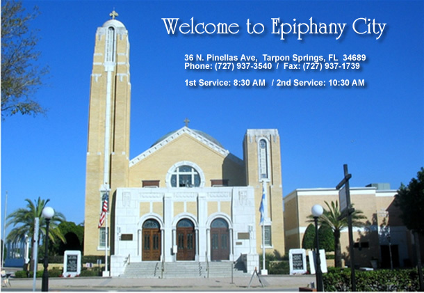 St Nicholas Greek Orthodox - Ceremony Sites - 36 N Pinellas Ave, Tarpon Springs, FL, 34689