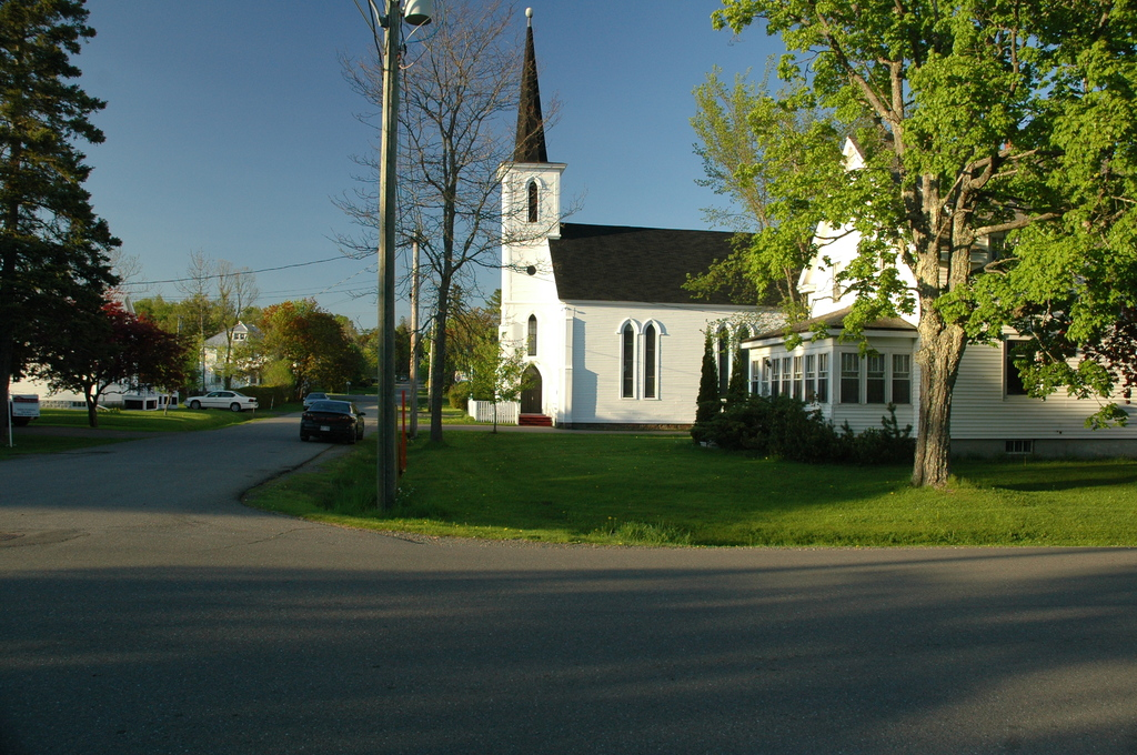 Wesley United Church - Ceremony Sites - 77 King St, Charlotte County, NB, E5B 1Y4