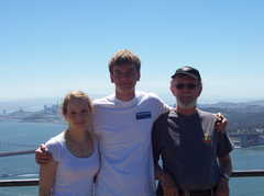 Overlook of San Francisco/Marin Headlands - Attraction - Conzelman Rd, Sausalito, CA, 94965