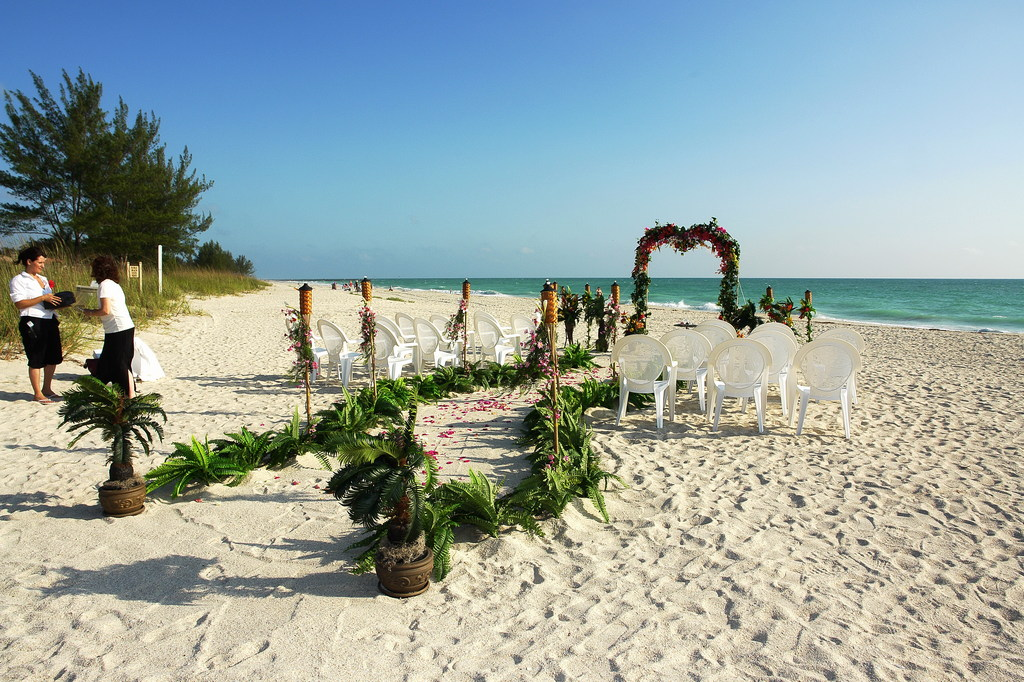 Nokomis Beach - Ceremony Sites - 101 Casey Key Road, Uninc Sarasota County, Florida, United States
