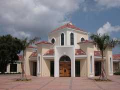 St Raphael's Church - Ceremony - 1376 Snell Isle Blvd NE, St Petersburg, FL, United States