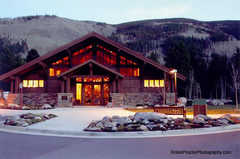 Donovan Pavilion - Ceremony/Reception - 1600 S. Frontage Road, Vail, CO, 81657, USA
