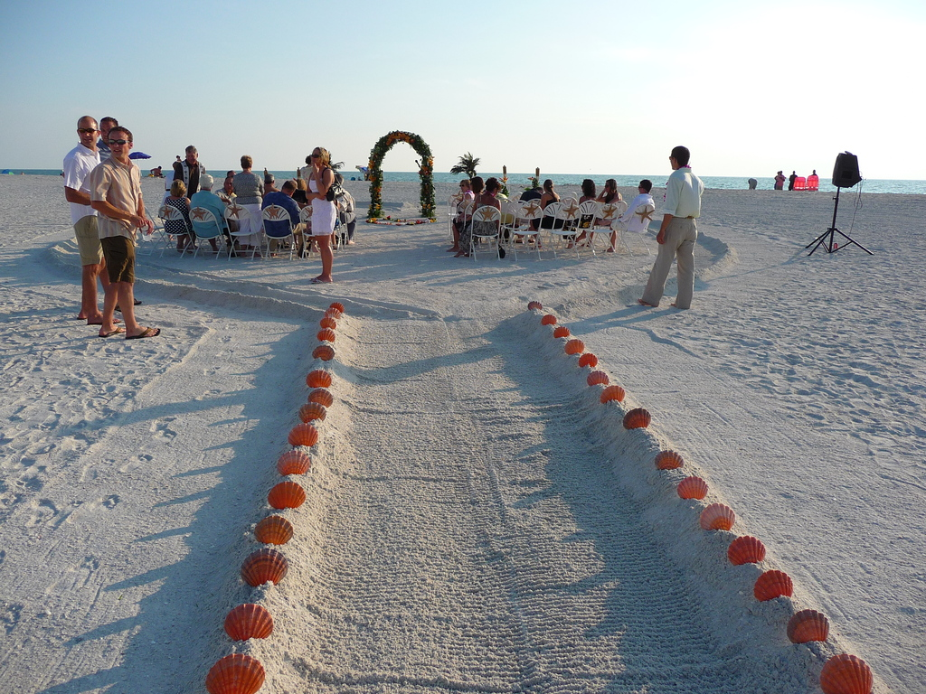 Sand Key Beach - Ceremony Sites - Clearwater, FL, United States