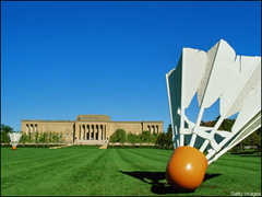 Nelson-Atkins Museum of Art - Attraction - 4525 Oak St, Kansas City, MO, 64111, US