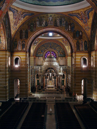 Cathedral Basilica-st Louis - Attractions/Entertainment, Ceremony Sites - 4431 Lindell Blvd, St Louis, MO, United States