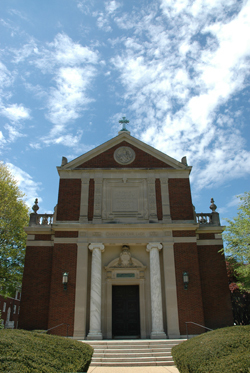 Georgetown Preparatory School - Ceremony Sites - 10900 Rockville Pike, North Bethesda, MD, United States